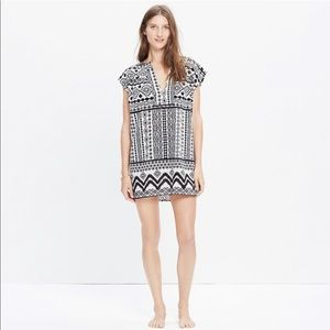 Madewell Tunic Swim Coverup